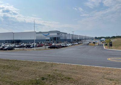Amazon Grocery Distribution Hub  —  Hagerstown, MD